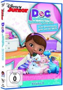 Doc McStuffins - Spielzeugärztin, Vol. 3: Eine Umarmung geht um