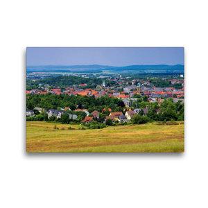 Premium Textil-Leinwand 45 cm x 30 cm quer Goslar