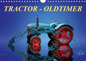 Tractor - Oldtimer / UK-Version