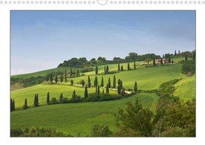 Toskana-Impressionen (Posterbuch DIN A3 quer)