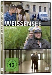 Weissensee-Die 2.Staffel (2 DVDs) (DVD)