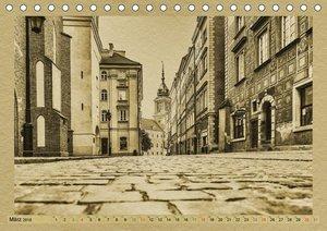 Warschau ? Ein Kalender im Zeitungsstil