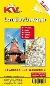 Landesbergen 1 : 12 500