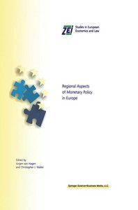 Regional Aspects of Monetary Policy in Europe