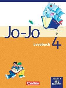 Jo-Jo Lesebuch 4. Schuljahr. Schülerbuch. Ausgabe Niedersachsen