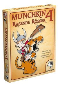 Munchkin 4: Rasende Rösser