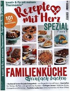 "Thermomix Rezepte mit Herz SPEZIAL - Familienküche \""einfach bac"