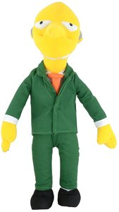 United Labels 0812802 - The Simpsons - Plüschfigur Mr. Burns, ci