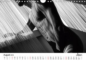 Männer AKT Art (Wandkalender 2019 DIN A4 quer)