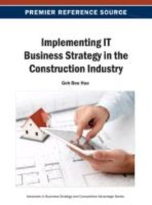 Implementing It Business Strategy in the Construction Industry