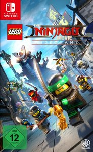The LEGO Ninjago Movie Videogame, 1 Nintendo Switch-Spiel