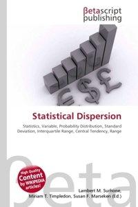 Statistical Dispersion