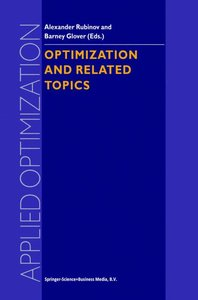 Optimization and Related Topics
