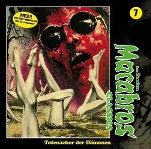 Macabros Classics-Totenacker der Dämonen Folge