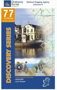 Irish Discovery Series 77. Wexford 1 : 50 000