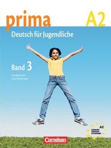 Prima - Deutsch für Jugendliche 3. Schülerbuch