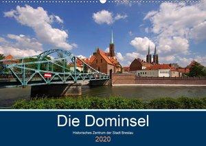 Die Dominsel - Historisches Zentrum der Stadt Breslau