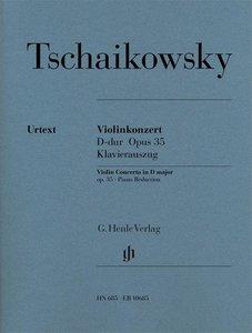 Violinkonzert D-dur Opus 35