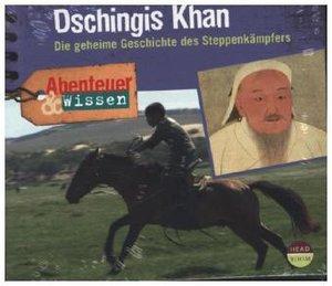 Abenteuer & Wissen. Dschingis Kahn. CD