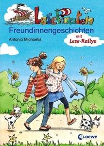 Lesepiraten Freundinnengeschichten
