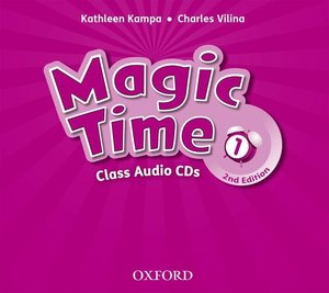 Magic Time: Level 1: Class CD