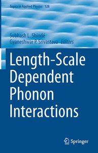 Length-Scale Dependent Phonon Interactions