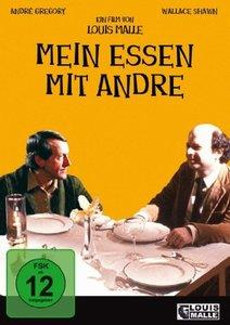 Mein Essen mit Andre