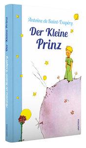 Der Kleine Prinz (mit den farbigen Zeichnungen des Verfassers)