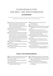 Brot backen in Perfektion 2018 - Rezeptkalender (24 x 34) - Küch