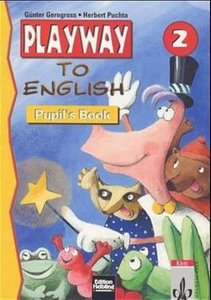 Playway to English 2. Pupils Book