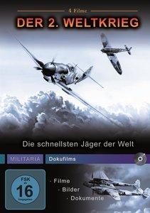 Der 2.Weltkrieg: Die Schnellsten Jäger Der Welt