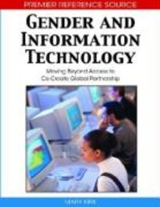 Gender and Information Technology: Moving Beyond Access to Co-Cr