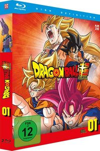 Dragonball Super 01. Arc: Kampf der Götter - Episoden 1-15