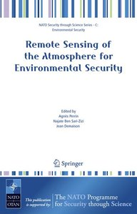Remote Sensing of the Atmosphere for Environmental Security