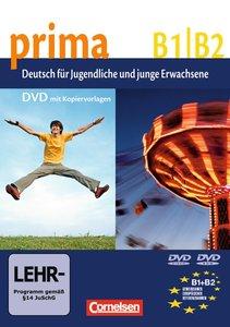 Prima - Deutsch für Jugendliche 5/6. B1/B2 Video-DVD
