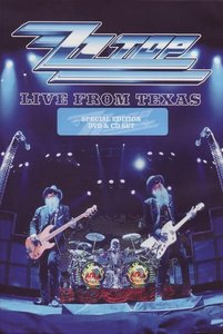 Live From Texas (DVD+CD)