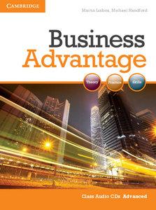 Business Advantage C1-C2. Advanced. 2 Audio CDs (Student's Book)