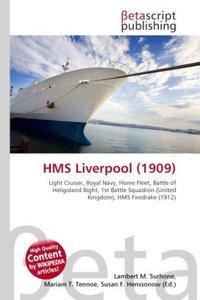 HMS Liverpool (1909)