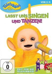 Teletubbies: Lasst uns singen und tanzen, 1 DVD