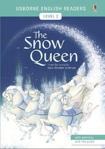Usborne English Readers Level 2: The Snow Queen