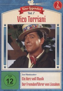 Kino-Legenden 07. Vico Torriani
