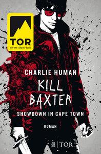 Kill Baxter. Showdown in Cape Town