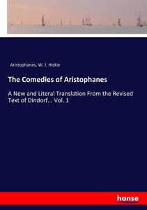 The Comedies of Aristophanes
