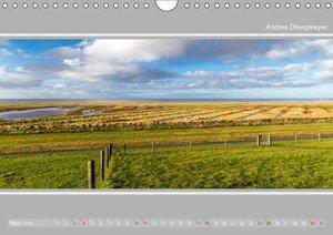 Krummhörn im Panorama-Format