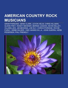 American country rock musicians
