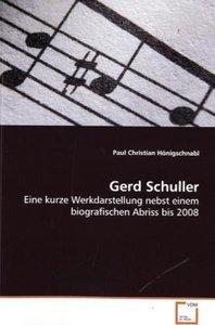 Gerd Schuller
