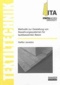 Methodik zur Gestaltung von Bewehrungssystemen für textilbewehrt