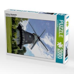 Achimer Windmühle 2000 Teile Puzzle hoch
