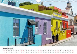 Die schönste Stadt der Welt, Kapstadt (Wandkalender 2020 DIN A4