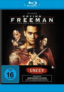 Crying Freeman, 1 Blu-ray (Uncut)